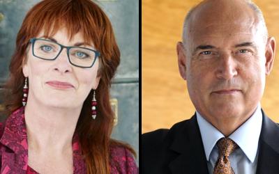 Mare Dialoog met Marieke en Herman Wijffels