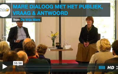 Kijktip deel-nemers: Mare Dialoog met Herman Wijffels.