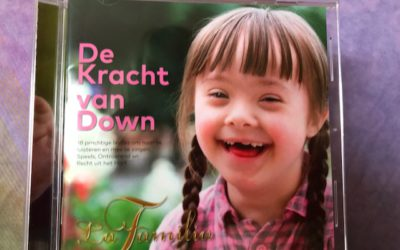 Schitterende liedjes CD – De Kracht van Down