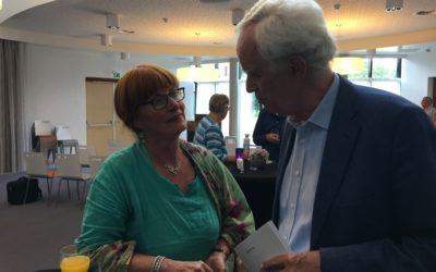 Boek presentatie 'Dementie anders belicht'