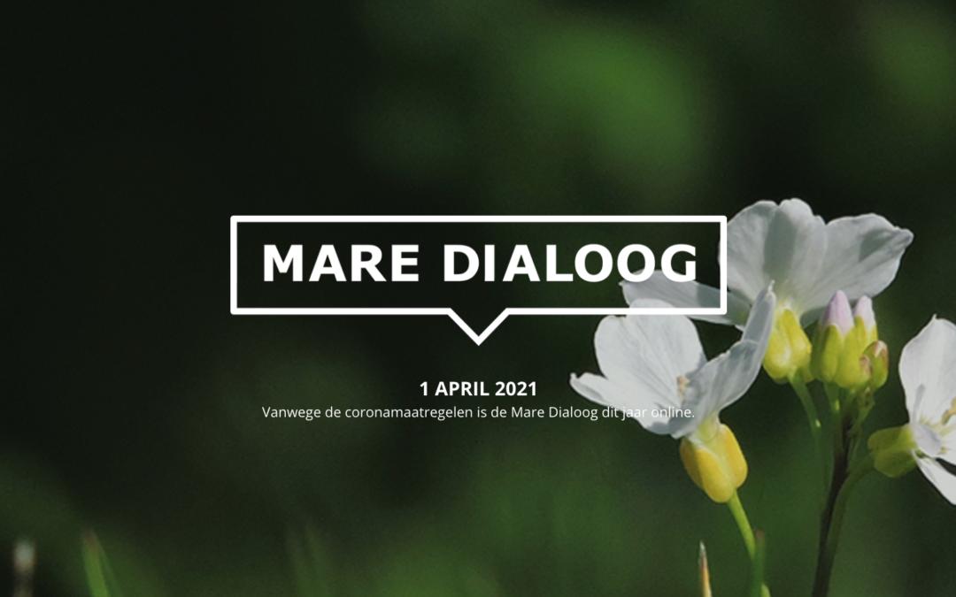 Mare Dialoog 2021 – Natuurlijk Leiderschap